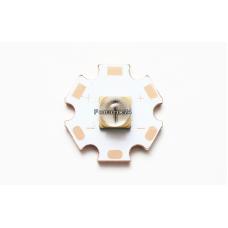 Светодиод UV 395-400nm -20мм (ультрафиолетовый)
