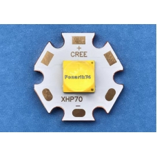 Светодиод CREE XHP70.2-6v-20мм (теплый белый)