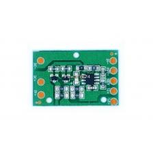 Драйвер (плата) для 2-3 диодов XM-L, XM-L2 (24х37мм)  (для налобного фонаря)