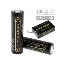 Аккумулятор 18650 Liitokala 3.7v 3500mAh (без защиты)