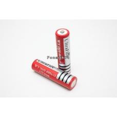 Аккумулятор 18650 UltraFire 3.7v 4000mAh