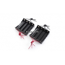Кассета для 4-х аккумуляторов 18650