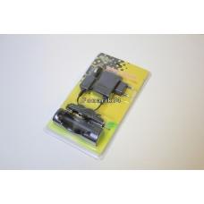 Зарядное устройство Огонь H-281 (сеть+авто)