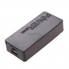Портативное зарядное устройство POWER BANK (на 2 аккумулятора)