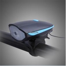 Фонарь светодиодный BIKE MTB 7588 250Lm (с АКБ, сигналом и USB ЗУ)