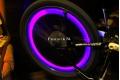 Подсветка колес велосипеда Wheel LED Bright Light