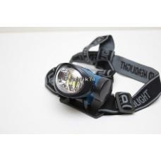 Фонарь налобный COB Llight 603-6