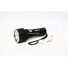 Фонарь светодиодный Brett H-2200 (XHP50)