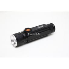 Фонарь светодиодный H-508 (USB + COB)