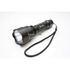 Фонарь светодиодный UltraFire C8 (SST40)(12 режимов на выбор)