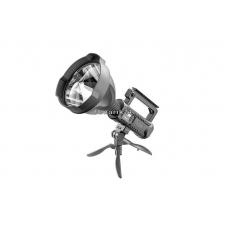 Фонарь прожектор W591 (XHP50) USB + штатив