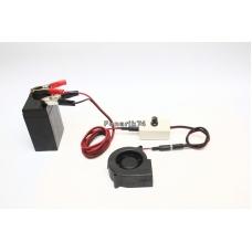 Блок для регулировки оборотов вентилятора