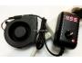 Блок питания 12v 1A с дисплеем и регулятором для вентилятора (v2)